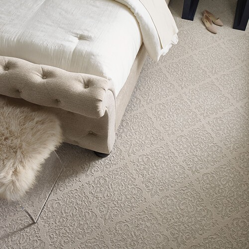 Urban Glamour Bedroom | Carpet