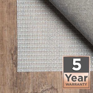 5 year rug pad warranty