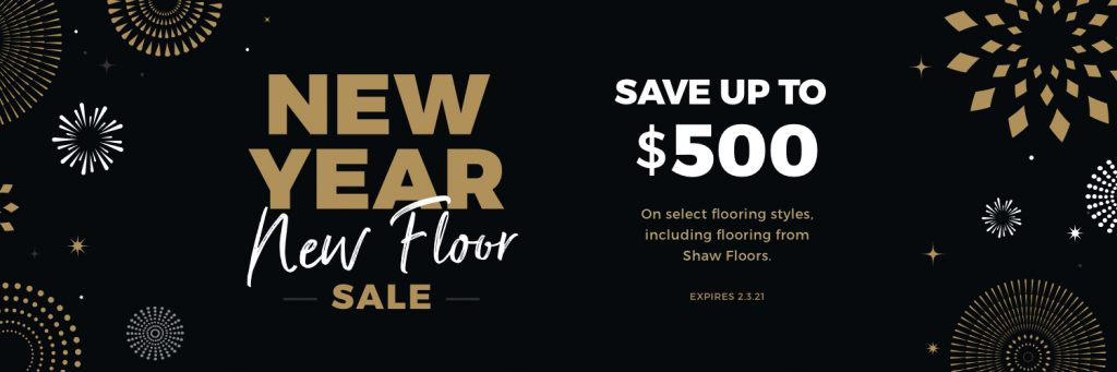 New Year New Floors Sale | Family Floors